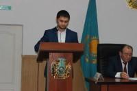 10.10.2018 г. в районном Акимате прошло обсуждение Послания Президента РК Н.А. Назарбаева от 05.10.2018 г.