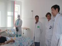 ЦРБ района Шал акына прошло открытие отделения гемодиализа